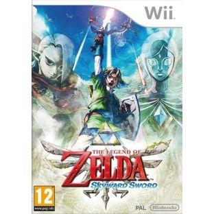 The Legend of Zelda: Skyward Sword (Wii) £9.99 @ Argos [Reserve & Collect]