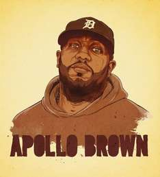 Apollo Brown and other new hip hop for £3.99 @ Amazon