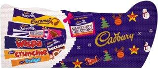 Cadbury Christmas stocking £7.92 for case of 8 @ Home Bargains