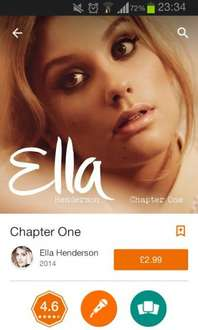 Ella Henderson full album NOW £2.99p was £2.99 @ Google play store