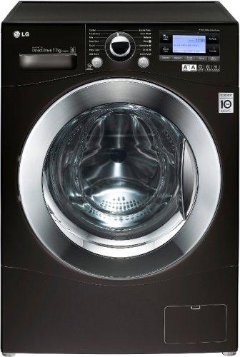 LG 11kg BLACK washing Machine ( F1495KD6) 1400 Spin 5 year warranty  £570 - Marks Electrical