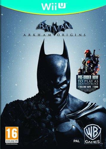 Batman: Arkham Origins Wii U £6.95 @ The Game Collection