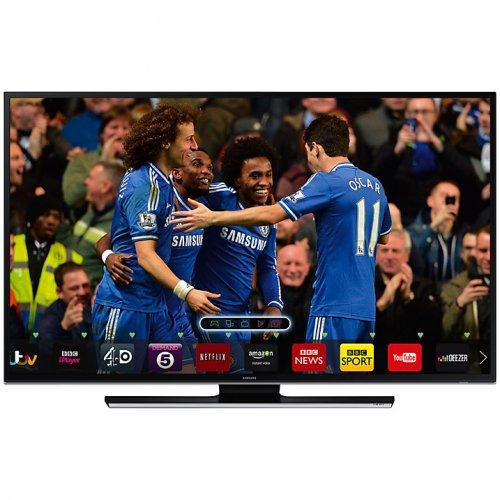 "Samsung UE40HU6900 4K Ultra HD Smart TV, 40"" with Freeview HD £599 at John Lewis"