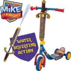 Mike the Knight Sword Tri-Scooter now £13.99 at Argos
