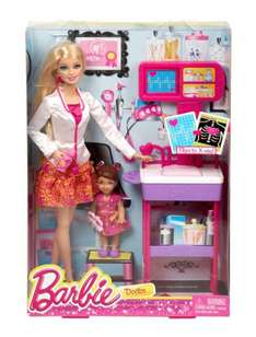 Career Barbie playset £6.00 reduced from £25.00 Tesco Rochdale