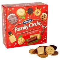 Mc Vities family circle tub (800g)just 62p in store and online at Waitrose
