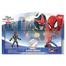 Disney Infinity 2.0 Marvel Spider-Man Playset £19 Tesco Direct.