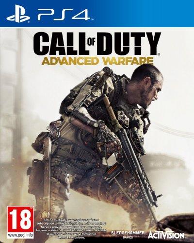 Call of Duty Advanced Warfare PS4/XBone £32 @ Amazon