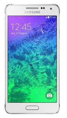 Samsung Galaxy Alpha SIM-Free Smartphone - White £399 @ Amazon