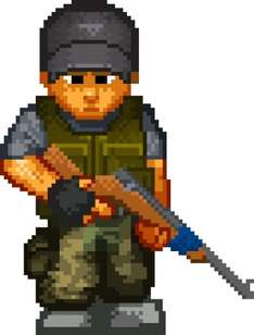 MINIDAYZ - Free Browser game from the makers of Arma3 :)