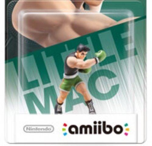 Little Mac Amiibo in Stock £10.99 @ Game