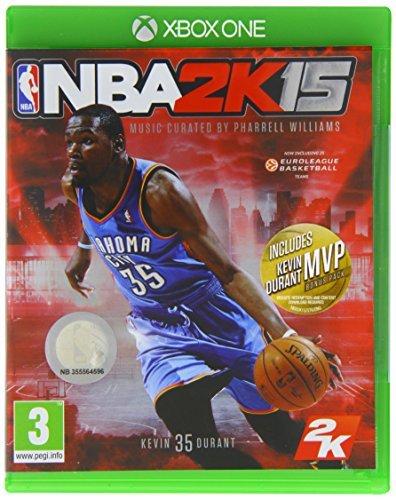 NBA 2K15 XBOX ONE £26.86 @ AMAZON.CO.UK
