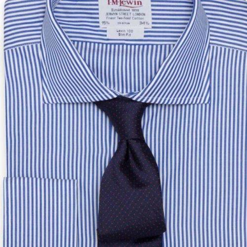 4 x TM Lewin Shirts for £68 plus 7% QuidCo