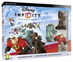 Disney Infinity starter pack PS3  £21.99 @ Amazon
