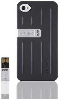 Veho 8GB Memory Pen with an iPhone 4/4S case £1.99 Delivered @ ebay / Homeandgardenltd