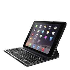 PRE-ORDER QODE™ Ultimate Pro Keyboard Case for iPad Air 2, @ Belkin online  £127.99 delivered using code WELCOME15, plus 4% quidco and free belkin t-shirt