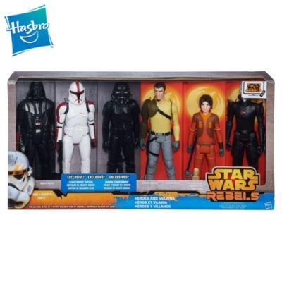 Star Wars Rebels Heroes and Villains 12'' Action Figure  £19.99 Bargain @ disneystore