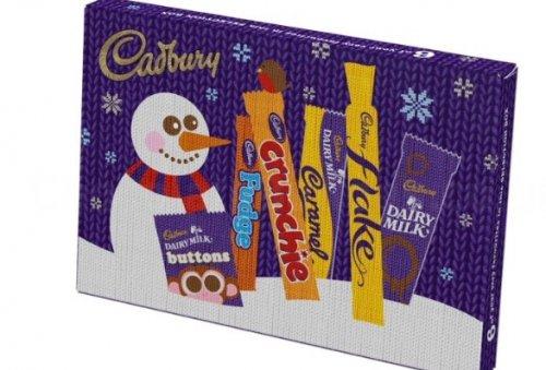 Cadbury selection boxes -59p @ home bargains
