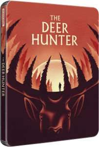 The Deer Hunter Bluray Steelbook (limited edition) £7.19 delivered at Zavvi with code plus many other Bluray Steelbook from £3.59