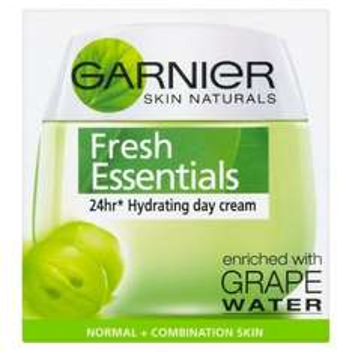 Garnier Skin Natural Fresh Ess. Day Cream 50Ml down from £9.99 to £2 Tesco instore