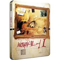 Withnail And I: Double Play Steelbook (Blu-Ray + DVD) £5.25 @ Play.com/Zoverstocks