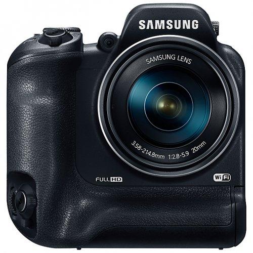 Samsung WB2200F Bridge Camera - £199.95 @ John Lewis