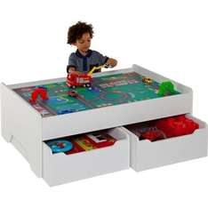 Chad valley storage play table reduced to £63.99 homebase with an extra 20% off at checkout making it £51.19