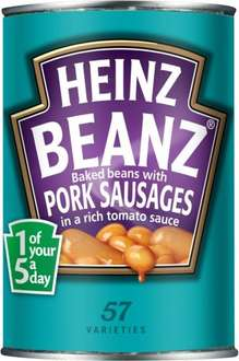 Heinz products 50p a tin at asda from *1st jan to 21st jan 2015* instore don't know about online