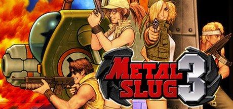 Metal Slug 3 £1.79 @ Steam (Metal Slug X £2.79)