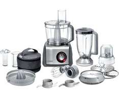Bosch MCM68861GB Food Processor - Stainless Steel / Grey - only £99.00 making a saving of up to £111. Free Standard delivery @ ao.com