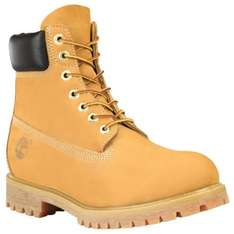 Timberland 6 Inch Premium Boots only £115.96 @ Shoes International