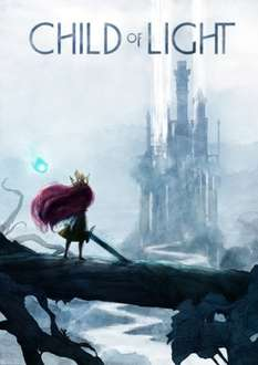 Child of Light only £4.79 at Steam