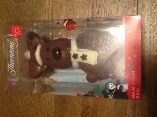 Thorntons ..250g Ronnie the Reindeer ...£1.75 was £7.50 @ Waitrose