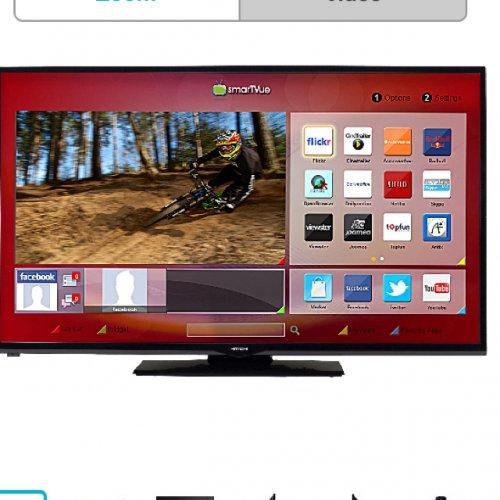 "50"" LED SMART TV - Hitachi £359.99 @ Argos instore only"