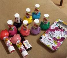Hello kitty make up items - 20p @ Superdrug instore