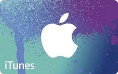 iTunes gift cards 20% off instore at Tesco & online at Tesco Gift Card Store