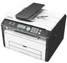 Ricoh SP204SF All in One Mono Laser Printer - Box.co.uk - £49.99 (Free Delivery)