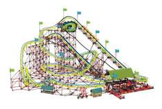 K'NEX Son of Serpent Roller Coaster £400 at Debenhams.com
