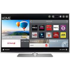 """LG 42LB580V LED HD 1080p Smart TV, 42"""" with Freeview HD £309.99 - £299.99 with price match @ john lewis with a free 5 year warranty"""