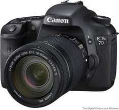 Canon EOS 7D DSLR Camera + 18-135mm £650 @ Currys (instore)