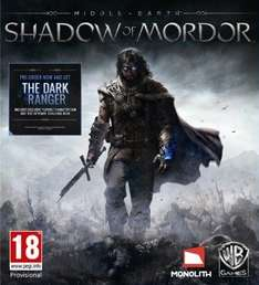 Middle Earth Shadow of Mordor - PC Steam key - £16.07 with code @ Greenman Gaming