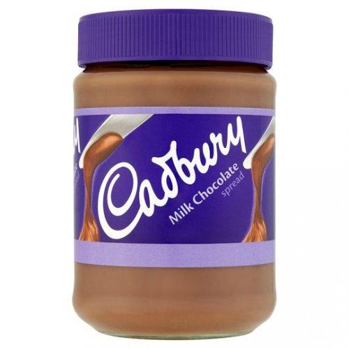 Cadburys Smooth Chocolate Spread 400G £1.60 @ Tesco