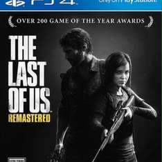 The last of us for ps4 £19.99 from co-op online