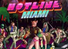 Hotline Miami £1.04 @ Steam
