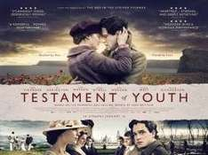 SFF Testament of Youth - Tuesday 6th January 6:30 @ selected cineworld