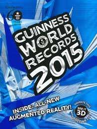 Guinness book of world records just £3 at tesco direct