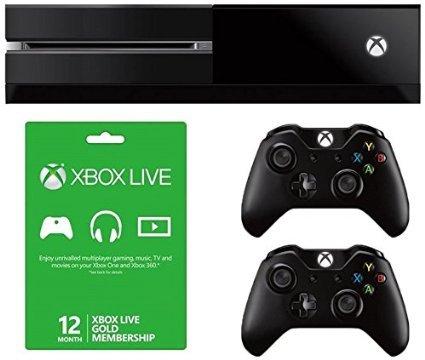 XBox One + Xbox Live 12M + Controller + Forza 5 £329.99 @ Amazon