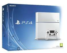 Sony PS4 Console Used (White) Used - Very Good and Driveclub (Online Game Code) £247.10 @ Amazon Warehouse