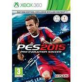 Pro Evolution Soccer 2015 - Day One Edition Xbox360  £22.00 @ Tesco Direct