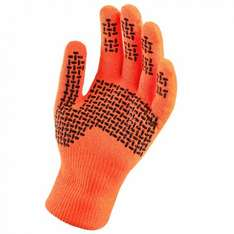 SealSkinz waterproof hi-vis cycling gloves £19.75 delivered (or £16.50, free del over £50) @ outdoorclearance.co.uk